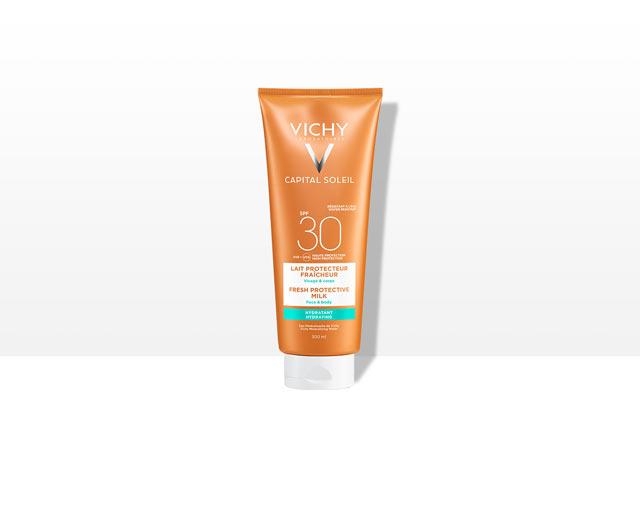 Sollotion SPF30 til ansikt og kropp
