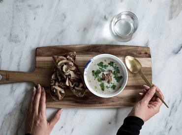 Foodlab – Vi har laget Jamie Olivers soppsuppe