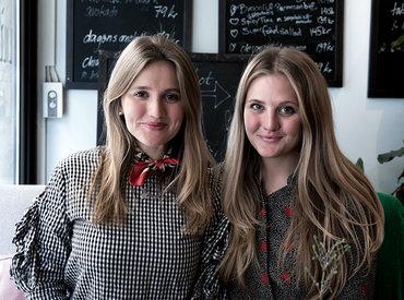Klara og Hilda Skoglund - Nordens natur, storbyliv og sesongens lokale råvarer er drivkraften i kjøkkenet vårt DEL 1