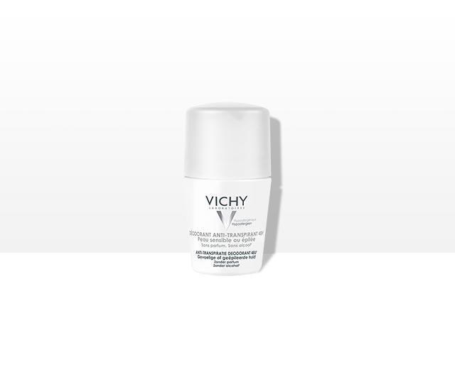 Mild Antiperspirant Deodorant Roll-on 48H til sensitiv hud