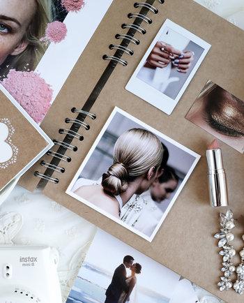 Din egen bryllups-lookbook – snarveien til sminke og hår du blir glad for