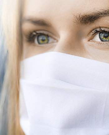Maskne - huden din bak masken