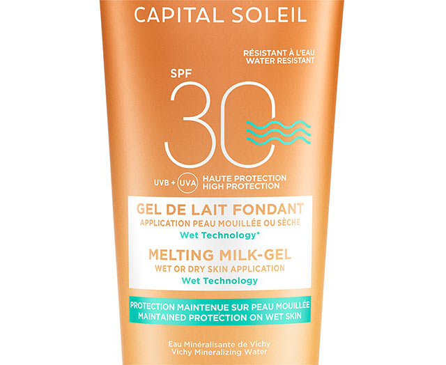 Ultra-Melting Milk-Gel SPF 30