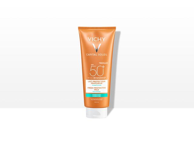 Sollotion SPF 50+ til ansikt og kropp