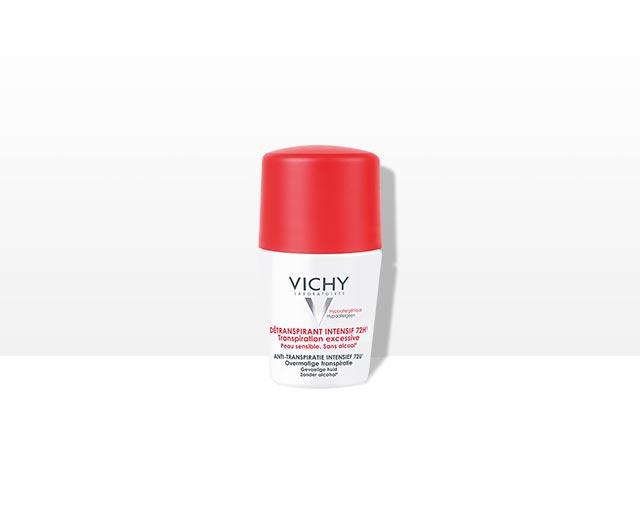 Antiperspirant Deodorant Roll-on 72H mot sjenerende svette