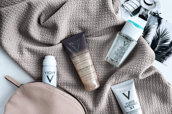 Skjem bort huden din på ferie med disse produktene i reisestørrelse