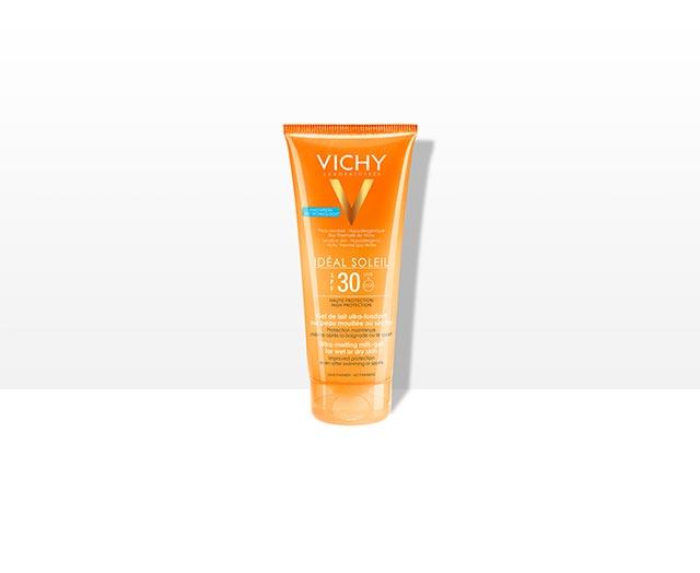 Ultra-Melting Milk-Gel SPF30