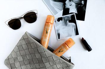 IDÉAL SOLEIL Face Mist - Solkremen du kan spraye over sminken din